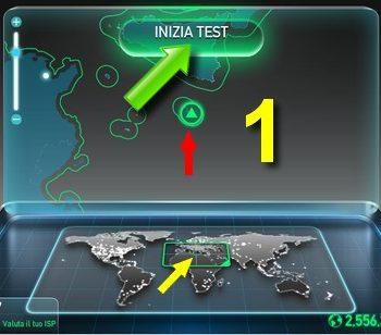 speed test può risultare importante